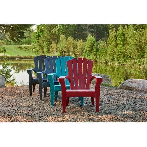 Gracious-Living-Adirondack-Chair-Teal
