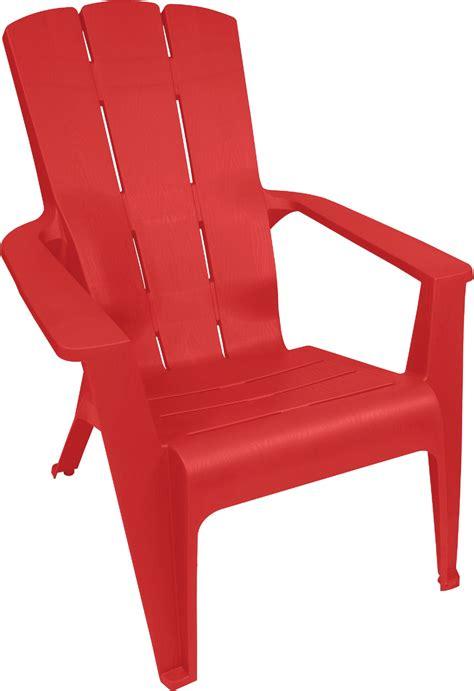 Gracious-Living-Resin-Adirondack-Chair