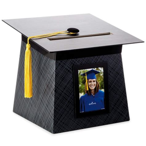 Grad Cap Card Box DIY