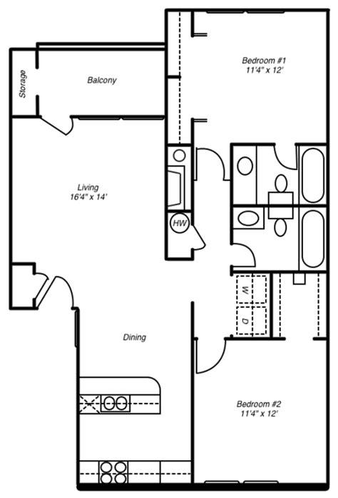 Granbury-Texas-Wood-Apartments-Floor-Plans