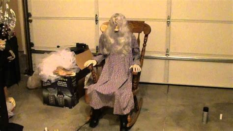 Grandma Rocking Chair Halloween
