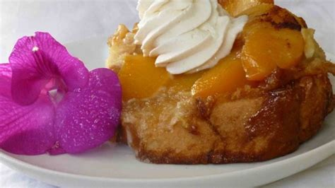 Grandma Peach French Toast