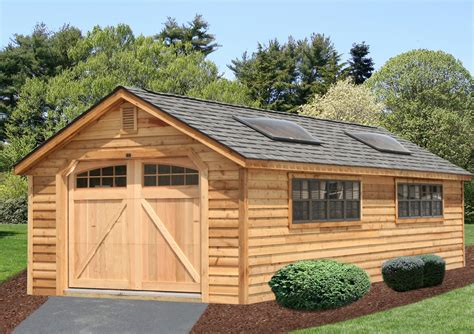 Grarage-Plans-One-Car-Shed-Roof