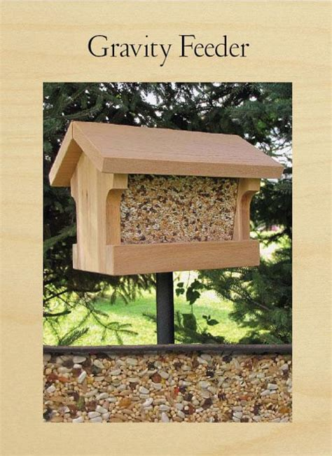 Gravity-Bird-Feeder-Plans