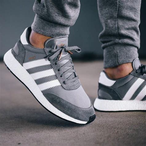 Gray Adidas Sneakers Women