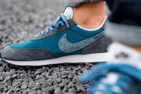Gray And Turquoise Nike Sneakers