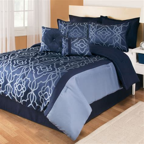 Great Buys Navy Twin Bedding