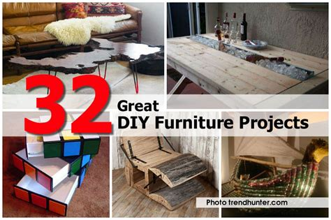 Great Diy Furniture Projects