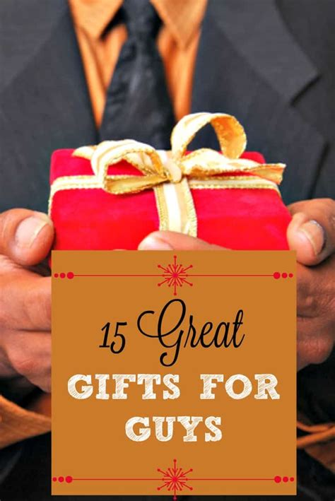 Great Gifts For