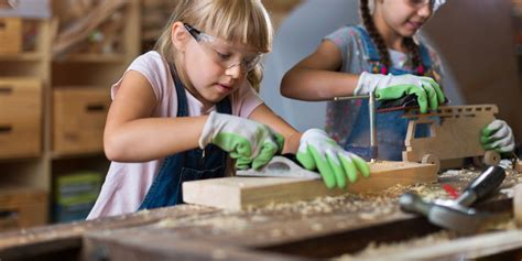 Great-Parent-Child-Woodworking-Projects