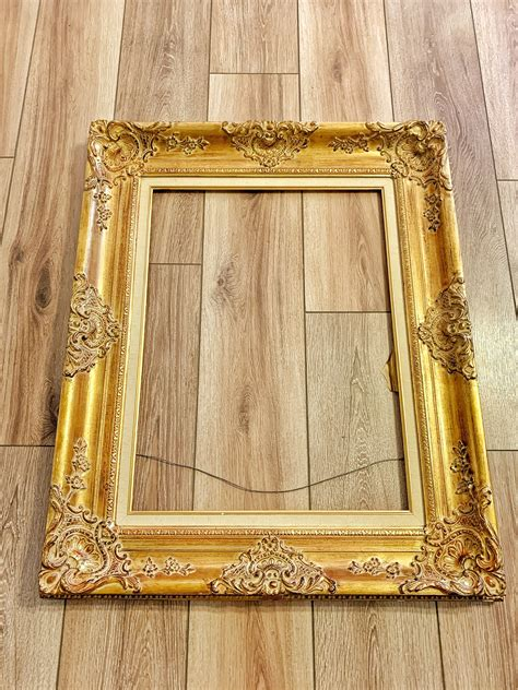 Green Picture Frame Diy Chalk Paint