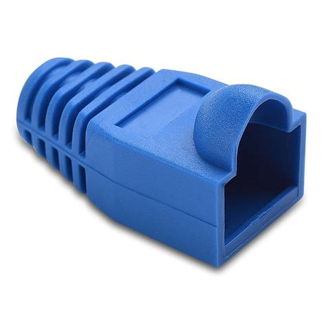 Green RJ45 Strain Relief Boots - 50 Pieces/Pack ( 3 PACK ) BY NETCNA