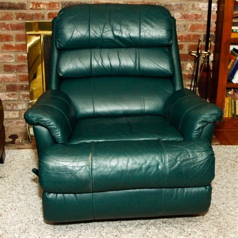 Green Rocker Recliner