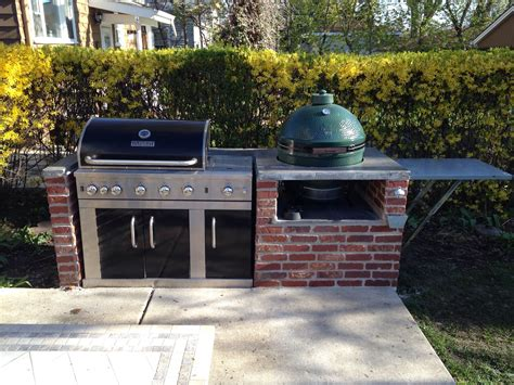 Green-Egg-And-Gas-Grill-Table-Plans