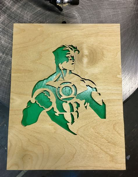 Green-Lantern-Wood-Projects