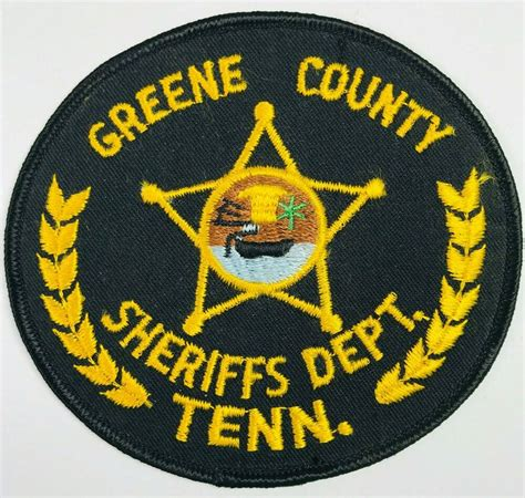 Greene Co Tn Sheriff