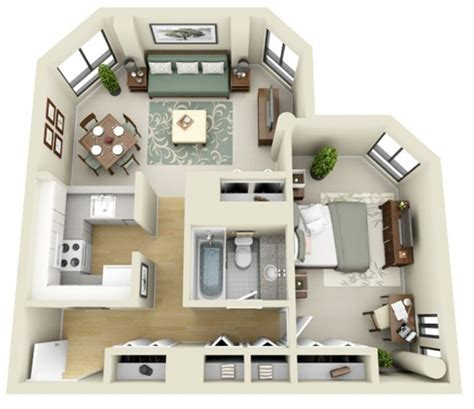 Greenhouse Apartments Boston Floor Plans