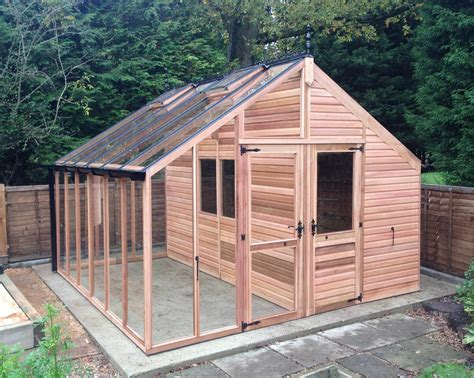 Greenhouse Chicken Coop Combo Plans
