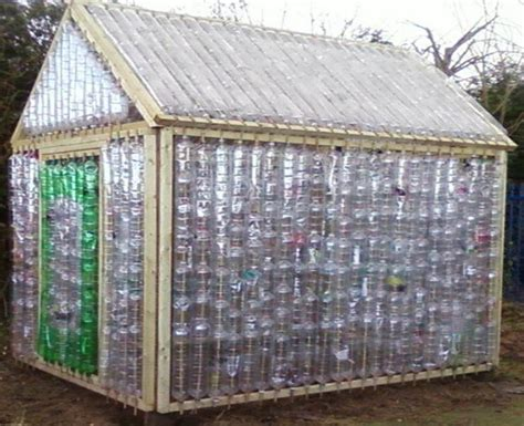 Greenhouse Diy Bottles