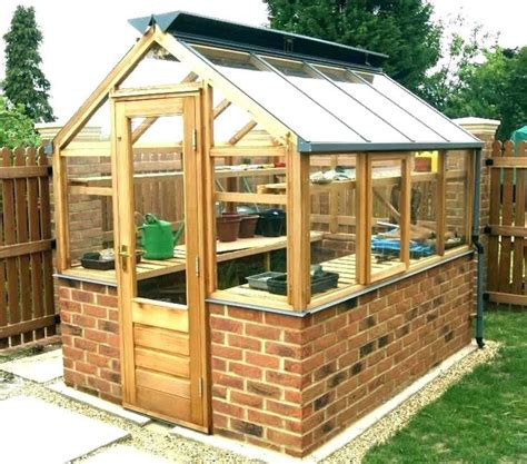 Greenhouse Floor Plans