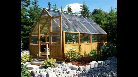 Greenhouse Kit Plans