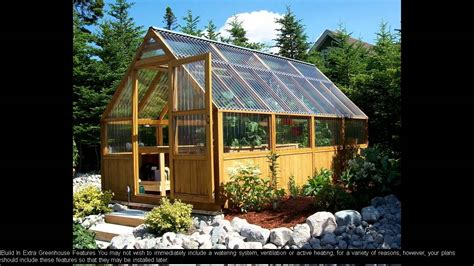 Greenhouse-Plans-Youtube