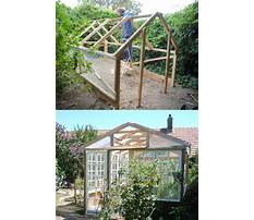 Best Greenhouse building plans free