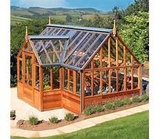 Best Greenhouse homemade plans