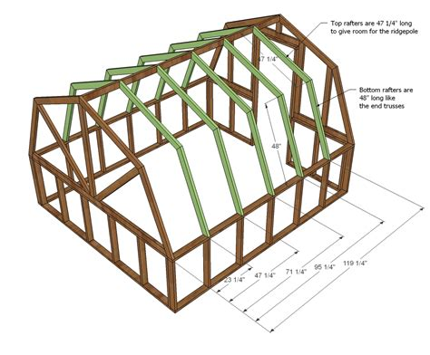 Greenhouses Childrens Furniture Woodworking Plans
