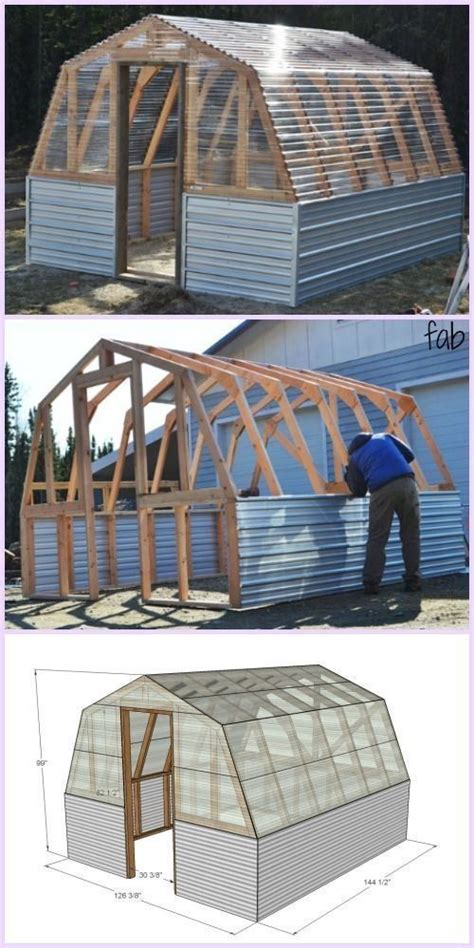 Greenhouses Teds Woodworking Plans