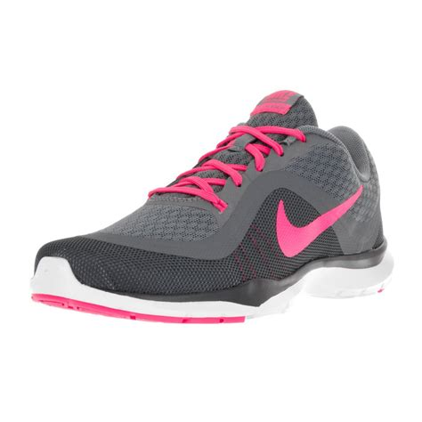 Grey And Pink Nike Sneakers