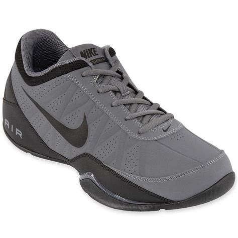 Grey Nike Mens Sneakers Basketball