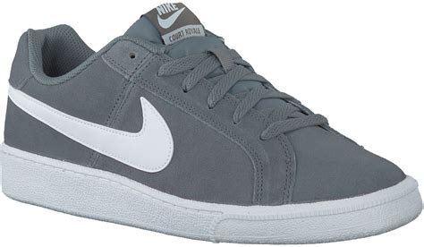 Grey Suede Nike Sneakers