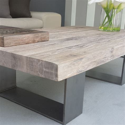 Grey Wash Wood Coffee Table Diy Plans