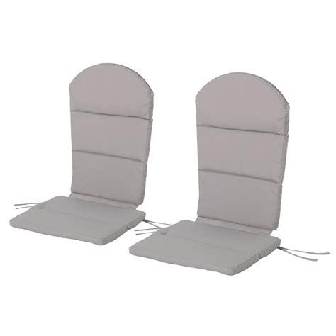 Grey-Adirondack-Chair-Cushions