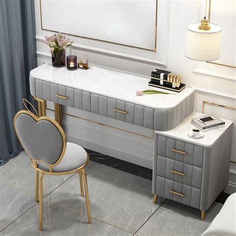 Grey-Bedroom-Vanity