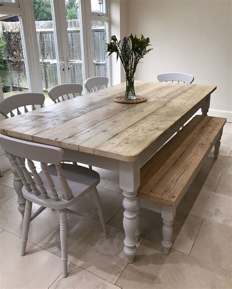 Grey-Stain-Farmhouse-Table