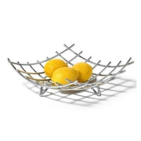 Grid Fruit Basket By Spectrum Diversified