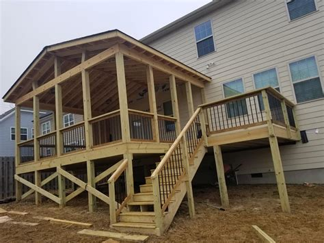 Grill Deck Plans