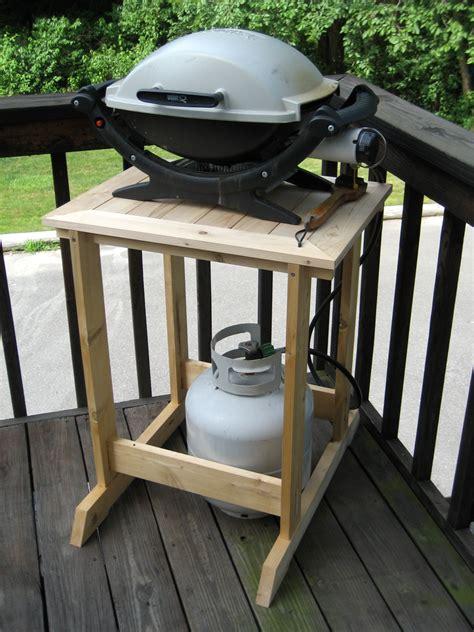 Grill Stand DIY