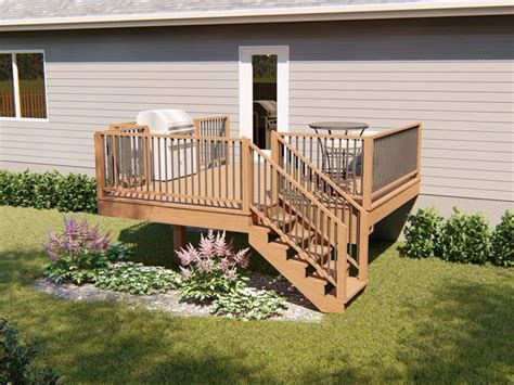 Grill-Deck-Plans