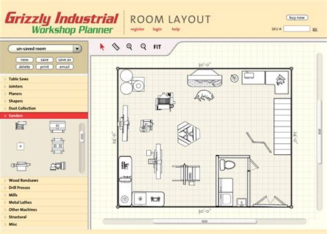 Grizzly-Woodworking-Shop-Layout