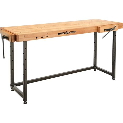 Grizzly-Woodworking-Workbench
