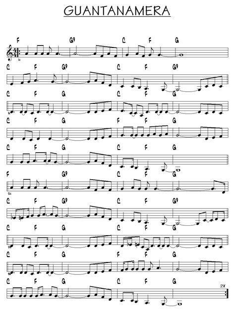 Guantanamera Partition Piano Pdf And Harry And Hermione Piano Sheet Music Pdf