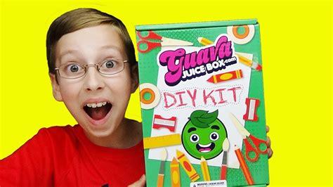 Guava-Juice-Diy-Kit-Box