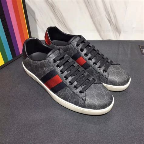 Gucci Ace Cock Sneakers