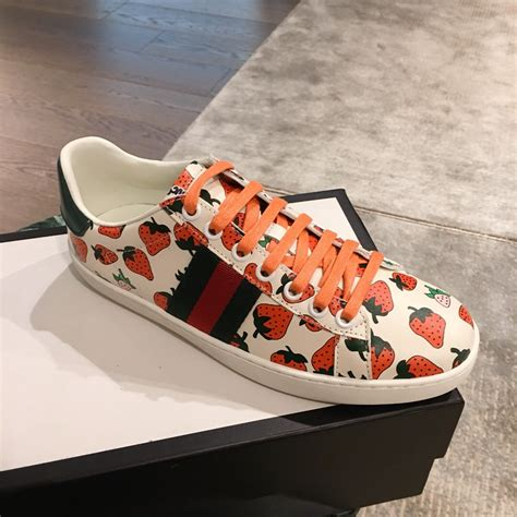 Gucci Ace Leather Sneaker Review