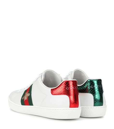 Gucci Ace Leather Sneaker Singapore