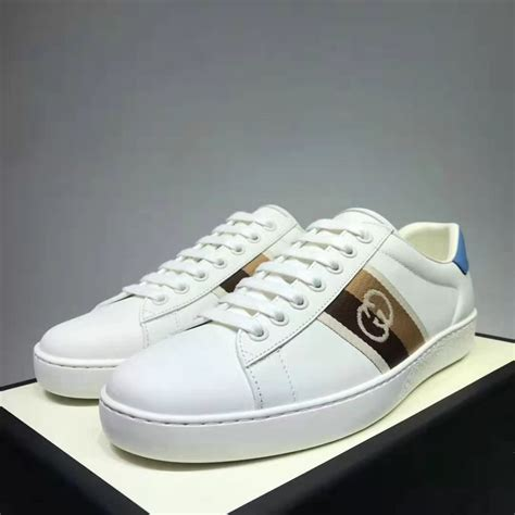 Gucci Ace Sneakers High Fed
