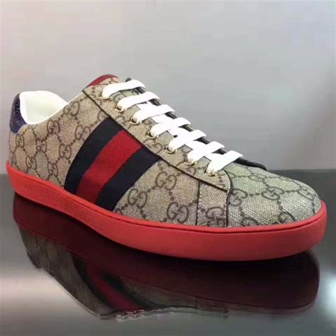 Gucci Ace Sneakers Spime